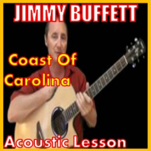 learn to play coast of carolina by jimmy buffett