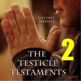 testicle testaments #2 - crime stories