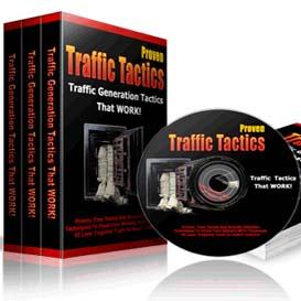 proven traffic tactics that work (mp3 audio + pdf ebook)