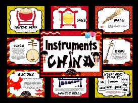 instruments of china bulletin board