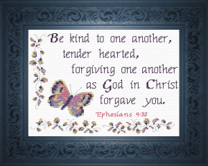 Forgiving | Crafting | Cross-Stitch | Other