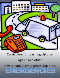 emergencies in childcare