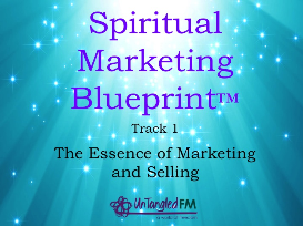 track 1: the essence of marketing and selling
