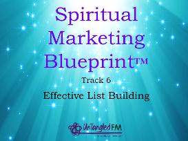 6: effective list-building