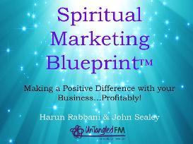 spiritual marketing blueprint™, full version
