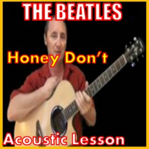 Learn to play Honey Dont by The Beatles | Movies and Videos | Educational