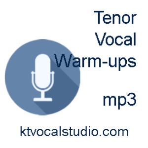 warm-ups for tenor mp3