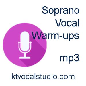 warm-ups for soprano mp3