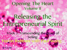 track 3: courageous selling, releasing the entrepreneurial spirit