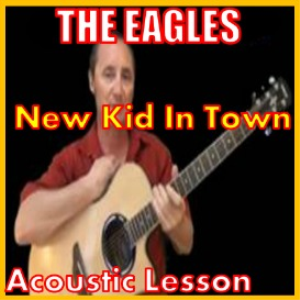 Learn to play New Kid In Town by The Eagles | Movies and Videos | Educational