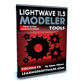 lightwave 11.5 modeler volume #6
