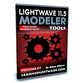 lightwave 11.5 modeler volume #7