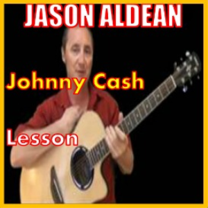 learn to play johnny cash by jason aldean