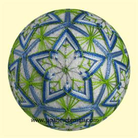 Mema is a Star Temari | Other Files | Arts and Crafts
