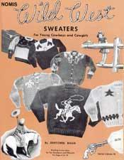 Wild West Sweaters - Adobe .pdf Format | eBooks | Arts and Crafts
