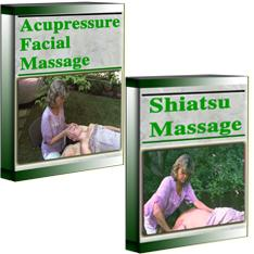 Shiatsu and Facial Massage - Instant Download Video | Movies and Videos | Educational