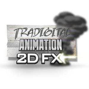 tradigital animation: 2d fx tutorial