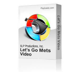 let's go mets video & documentary (30 min)