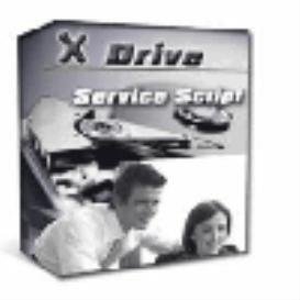 X Drive Service Script | Software | Internet