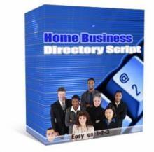Home Business Directory Script | Software | Internet