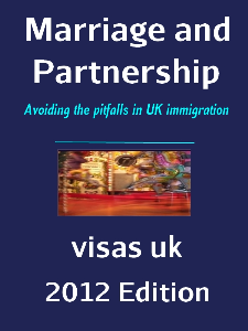 uk marriage and partnership visas