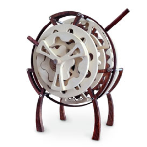 riven hypocycloid clock woodworking plans
