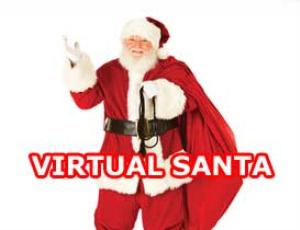 virtual santa - uk