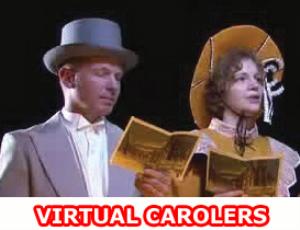 virtual carolers - uk