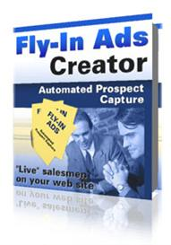 Fly In Ads Creator | Software | Business | Other