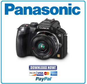 Panasonic Lumix DMC-G5 G5W G5EG G5K Digital Camera Service Manual Download | eBooks | Technical