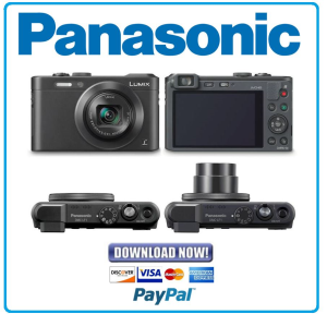 Panasonic Lumix DMC-LF1 Digital Camera Service Manual Download | eBooks | Technical