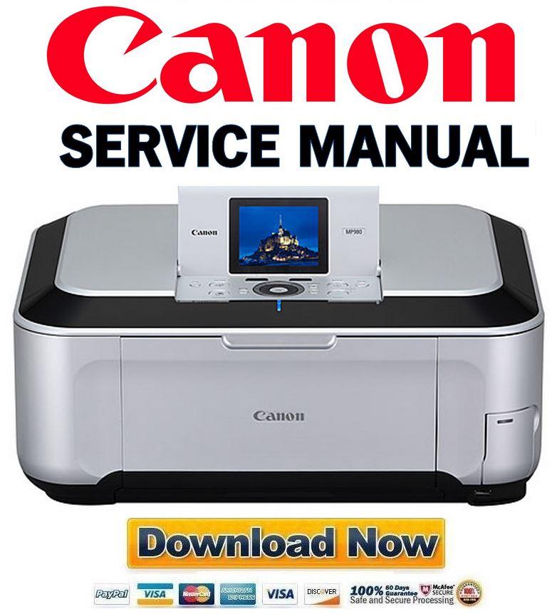 canon pixma mp 250 instruction manual