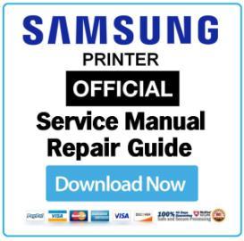 samsung scx-6122fn series  printer service manual download