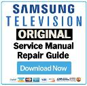 Samsung PN60E550 PN60E550D1F Television Service Manual Download | eBooks | Technical