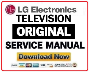 LG 32LS3400 + 32LS340Y TA TV Service Manual & Schematics | eBooks | Technical