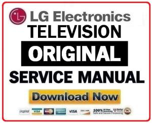 LG 47LA660S LED TV Service Manual & Schematics | eBooks | Technical