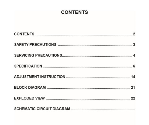 First Additional product image for - LG 47LN570V TV Service Manual Download