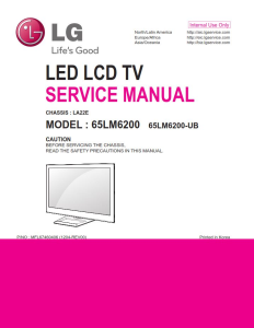 lg 65lm6200 ub  tv service manual download
