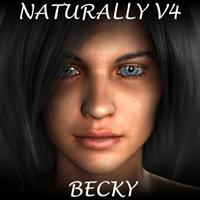 naturally v4 becky