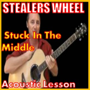Learn to play Stuck In The Middle by Steelers Wheel | Movies and Videos | Educational
