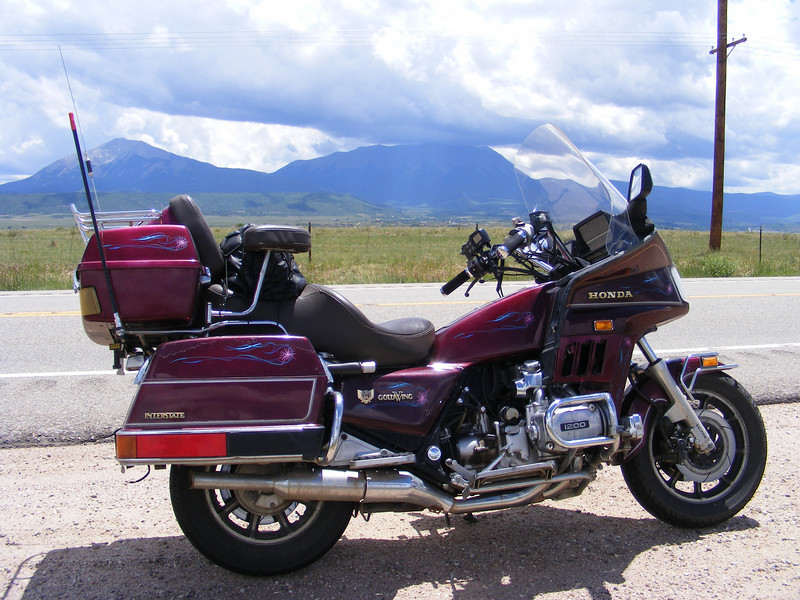 1984-1987 Honda Goldwing Motorcycle Service Repair Manual ...