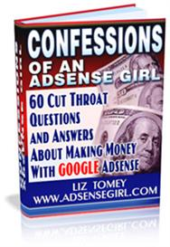 Confessions Of An Adsense Girl | eBooks | Business and Money