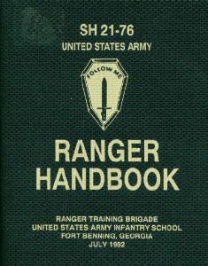 sh 21-76 ranger handbook july 1992