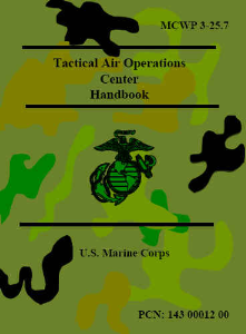 mcwp 3-25.7 tactical air operations center handbook