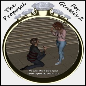 the proposal poses for genesis 2