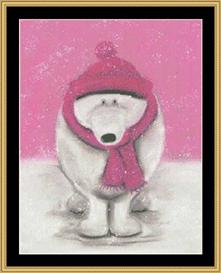 Winter Collection - Polar Bear | Crafting | Cross-Stitch | Other