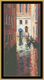 Vermillion Canal | Crafting | Cross-Stitch | Other