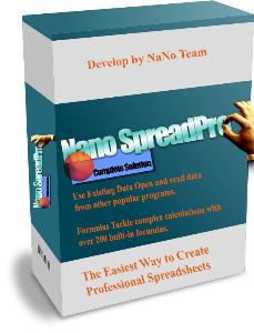nano spread pro