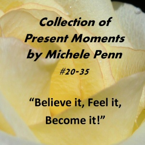 collection of present moment clips by michele penn #20-#35