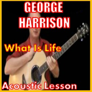 Learn to play What Is Life by George Harrison | Movies and Videos | Educational